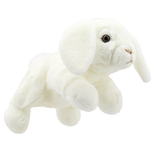 The Puppet Company - Full Bodied Animals - Lop Eared White Rabbit
