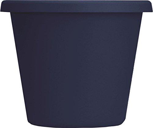 Myers Industries L Ggroup Lia12000dc6 Classic Pot  Navy Blue  12