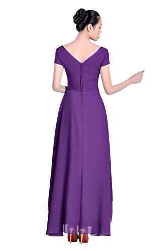 High V Line Low Mother Neck Adorona Lapis Dress Women's A PwXxEqaTt