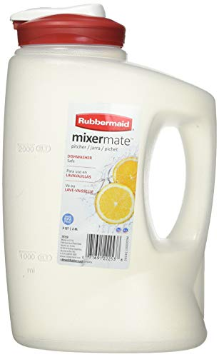 rubbermaid juice pitcher - 8