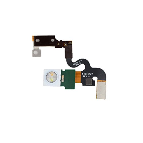 Microphone Flashlight Flex Cable Replacement for Motorola Droid Turbo 2 XT1585