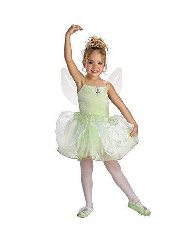 Girl Characters To Dress Up As (Girls Tinker Bell Ballerina(4 To 6-As)