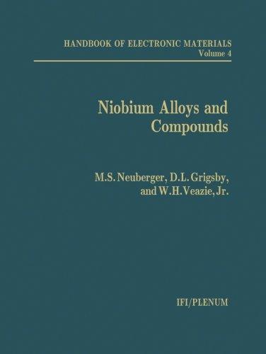 Niobium Alloys and Compounds