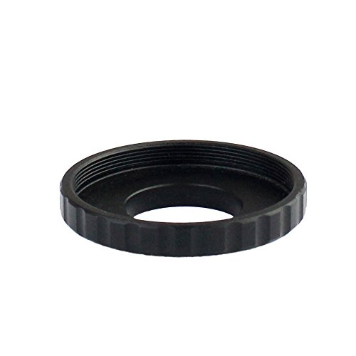 T2 to C-mount Thread adaptor - Attach CCD / Auto-guiding CMOS to your Telescope