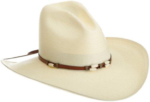 Leather Resistol - Resistol Men's Cisco Hat, Natural, 7