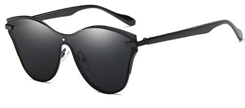 Valentín Regalo San Unisex Black Sunglasses Party De Fashion Driving 0ZTxwnOWFx