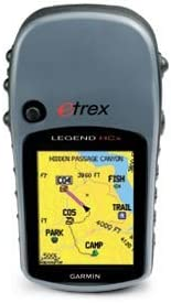 Garmin eTrex Legend HCx - Navegador GPS (256 Colores, Impermeable ...