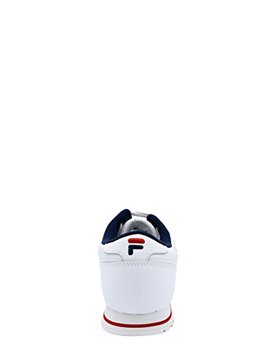 Fila Men's EURO Jogger II Sneaker White/Navy/Red from china sale online cheap sale excellent 2014 cheap price outlet where to buy Nc1oAKsdcO