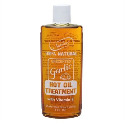 garlic hot oil treatment - 2