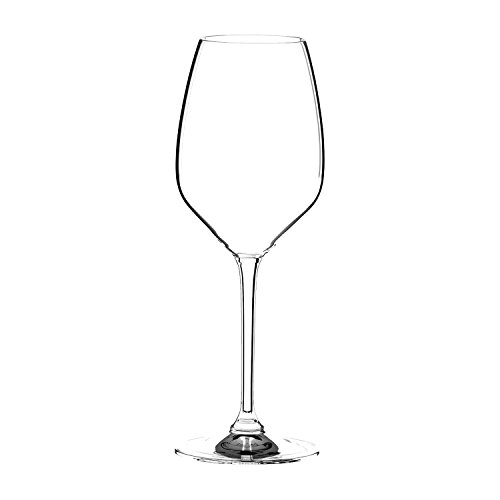Riedel Heart to Heart Crystal Riesling Wine Glass, Set of 4 (Best Affordable Sauvignon Blanc)