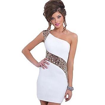 Vestido mujer sexy Bodycon para fiesta Plus tamaños Micro elástico sin mangas vestido encima de rodilla