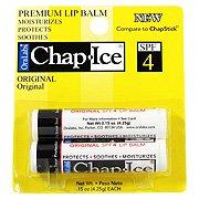Oralabs ChapIce Premium Lip Balm SPF 4 Original 2 ()