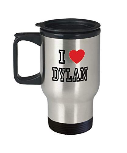 Insulated Travel Mug I Love Dylan Mug Lover Gift Coffee Funny Idea Tea Cup Cute Ceramic Present Gag,al2968]()