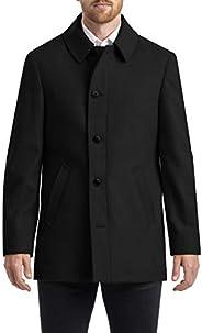 CHAPS mens Classic Coat Wool Blend Coat