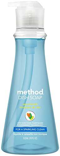 Method Dish Soap Pump - 18 oz - Sea Minerals