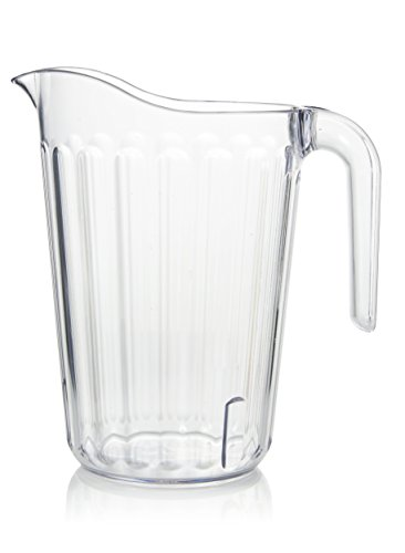 Arrow Home Products 00234 60 Ounce 60 oz Stacking Pitcher Clear, ()