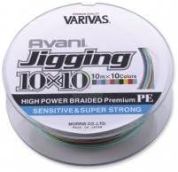 Couleur Multicolore Taille 0.370/mm /Avani Jigging 10/x 10 Varivas/