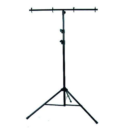 American Dj Lts-6 Lighting Tripod Stand With T Bar (American Music System)
