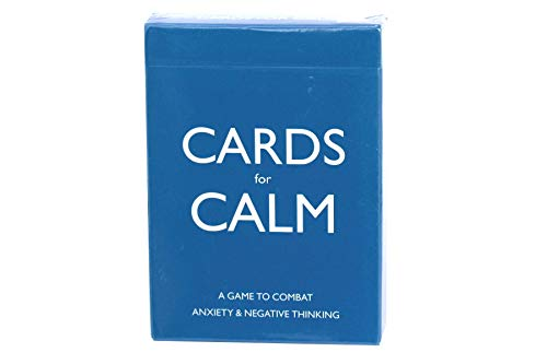 Cards for Calm: A Therapy Tool to Combat Anxiety and Negative Thinking (Best Therapy For Anxiety)