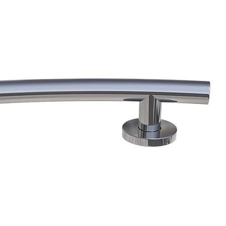 Keeney GB2022-16VB Wave Grab Bar 1.25 Dia x 16 In. Oil Rubbed Bronze