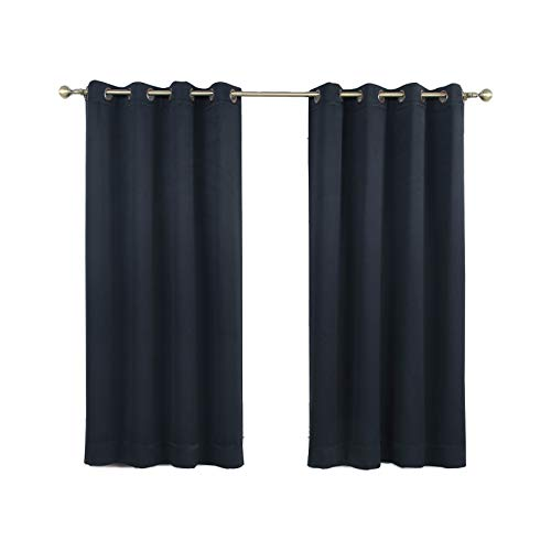 True Blackout Curtain Panels
