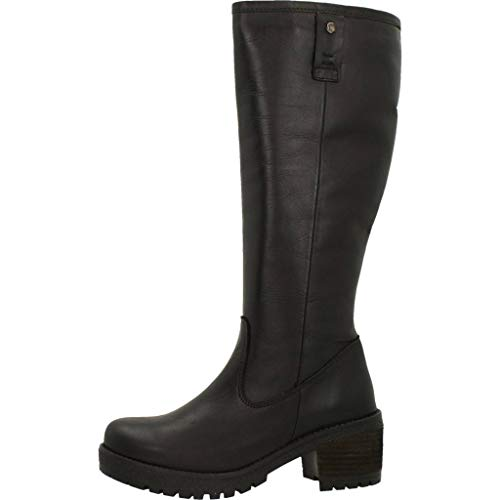 Womens Carmela Brand 66493C Boots Womens Boots Black Model Colour Black xYrFrwIq4