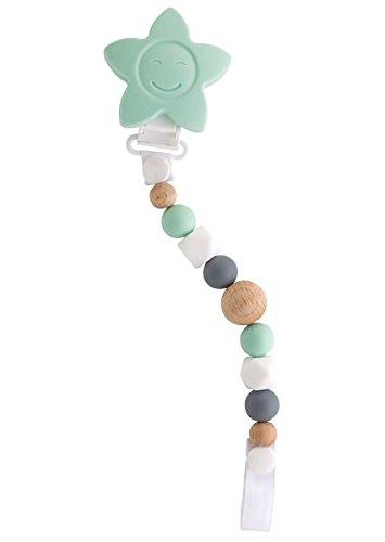Cadena mordedor de silicona: Amazon.es: Bebé