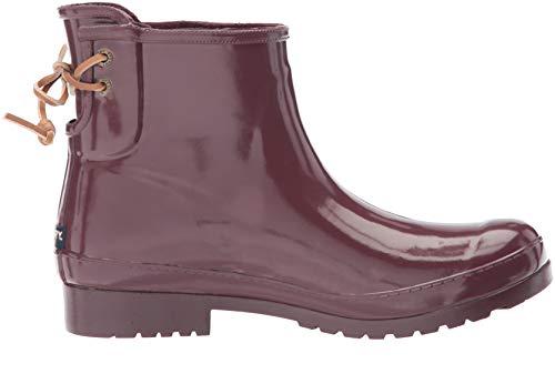 Rain Women's Walker Sider Sperry Boot Grape Turf Top UnXPXAx6