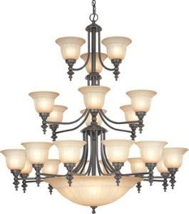 (Multi-Tier Chandelier )