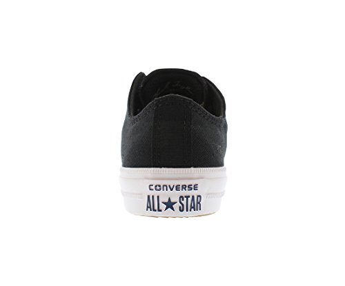 Black Textile Black Chuck M Converse US Taylor Little II All Ox Star 13 5 White Kid g0Yw60q