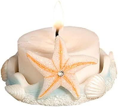 Starfish Design Favor Candle Favors