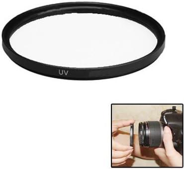 Xdashou Camera Filters 58mm UV Filter Black