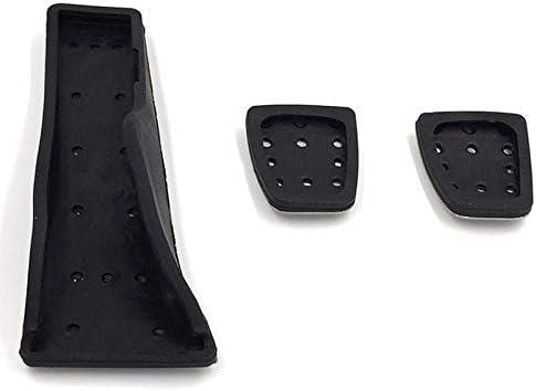 Carmonsons Car Pedal Pad Cover For Kia Sorento Kx5 K5 Optima Sportage Ql For Hyundai Sonata I40 Tucson Santa Fe Ix35 Ceed Mt At