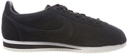 Nike black Hombre Negro Zapatillas Leatherprotection wBzg6
