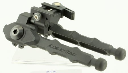 ACCUTC Br-4 Bolt Action Qd Bipod