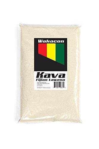 Poudre KAVA Lawena -1 LB- fidjienne Haute Qualité Kava