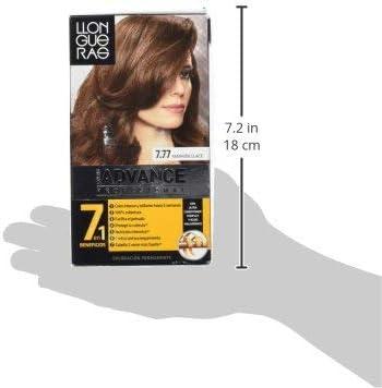 Llongueras Color Advance Tinte Tono 7.77 Marrón Glacé - 50 ml ...