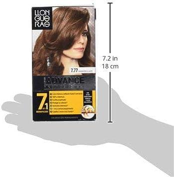 Llongueras Color Advance Tinte Tono 7.77 Marrón Glacé - 50 ml