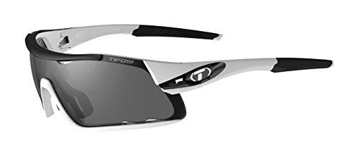 Tifosi Optics Davos Cycling Sunglasses w/3-Lens Interchange Kit, ()