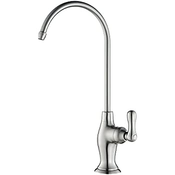 Glacier Bay Replacement Filtration Faucet in Stainless