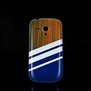 Etc-modelo WQQ funda rígida para Samsung-Galaxy S3 i8190 Mini