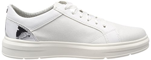 Comb oliver white S Blanc Basses Sneakers 23617 Femme Pzz8Hwaq