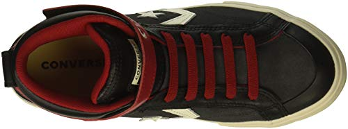 Blaze Lifestyle Black Mixte Noir Sneakers turtledove Strap almost Pro 049 egret Converse Hi Enfant Basses SfdwqqE