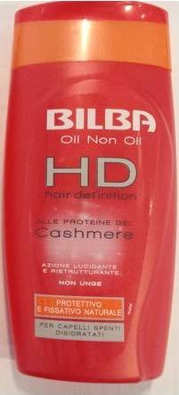 Oil non oil Fissativo Effetto bagnato Alle Proteine Del Cashmere per  capelli crespi b2589e6791c9