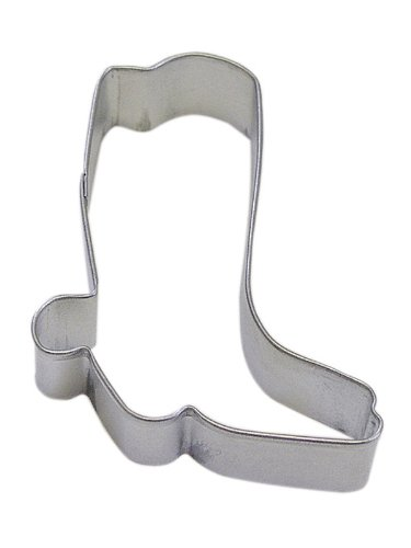 cowboy boot cookie cutter - 7