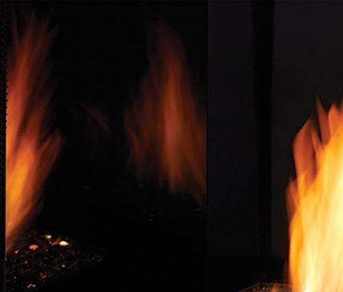 Monessen Black Magic Glass Liner Kit for LCUF42 Lo-Rider Firebox