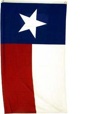 2x3 Polyester Texas State Flag - - TX - Lone Star Flags