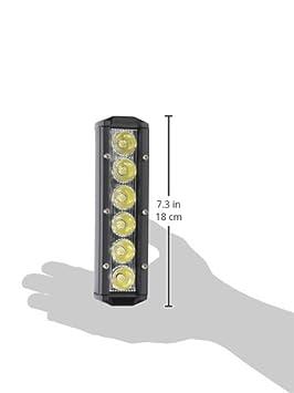 RBP S10026 RX S-Series 26 Single Stacked High Intensity LED Spot Light Bar Single Row LED