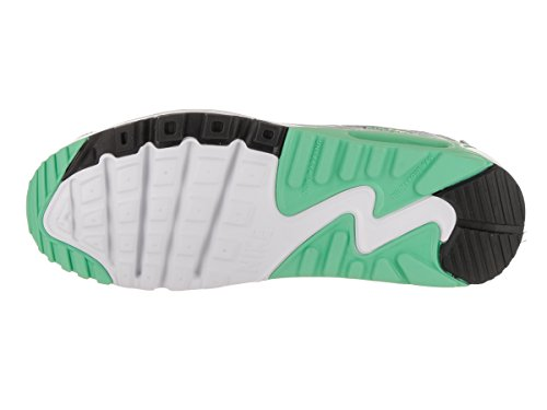 Kids Max Green Glow Black Shoe Platinum Running mtlc GS Ltr Air 90 Nike dZqwUEE
