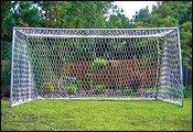 Practice Partner Silverline Backyard 9-foot Soccer Goal
